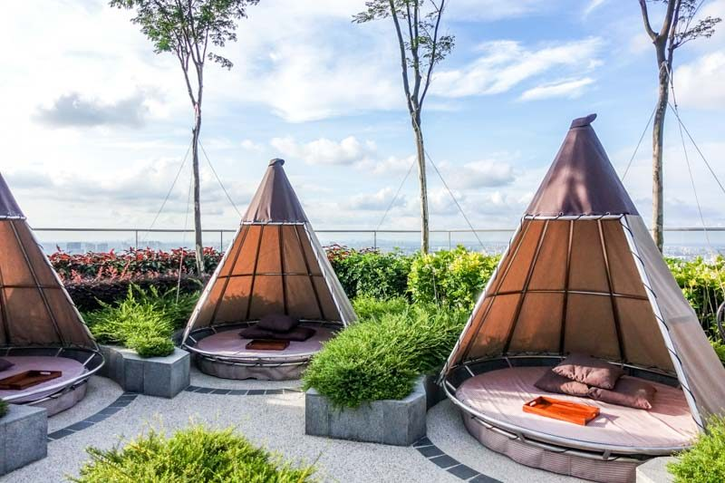 TOP 5 Staycation Spots in Singapore For Valentine's Day 2019