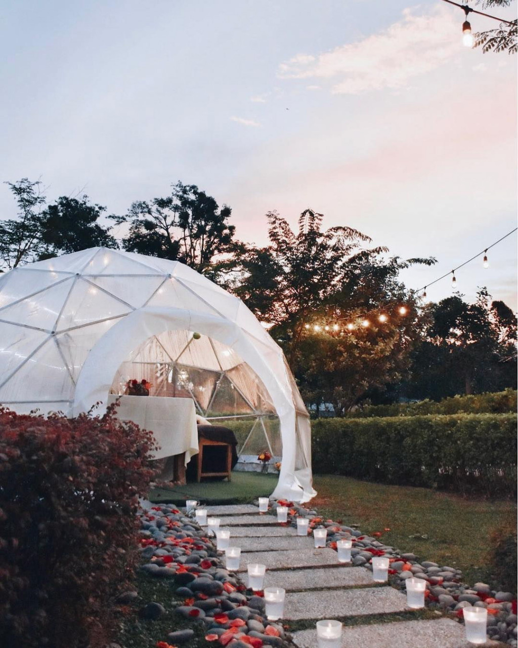 Top 10 Most Romantic Restaurants in Singapore For Valentine's Day 2019